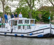 Hausboot Penichette 1500 FB Yachtcharter in Port Scey sur Saone