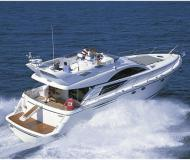 Yacht Fairline Phantom 50 available for charter in Denia