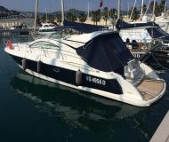 Motor yacht Platinum 40 available for charter in Lavagna