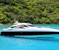 Motoryacht Predator 68 chartern in Nanny Cay Marina