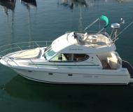 Yacht Prestige 32 for hire in Port d Aiguadolc