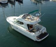 Motor yacht Prestige 32 for hire in Port d Aiguadolc
