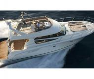 Motor boat Prestige 36 Fly available for charter in Marina Kremik