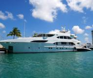 Motor yacht Primadonna 127 available for charter in Marsh Harbour City
