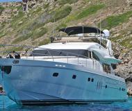 Motoryacht Princess 23 Yachtcharter in Palma