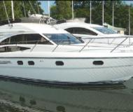 Motor yacht Princess 42 for charter in Stockholm