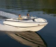 Regal 2000 Bowrider Motorboot Charter Französisch Polynesien