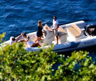 Yacht RIB Falkor 22 chartern in Marina Baska Voda