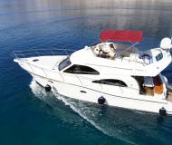 Motoryacht Rodman 41 chartern in Krk