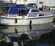Motor boat Saga 27 AK available for charter in Marina Bootscenter Keser