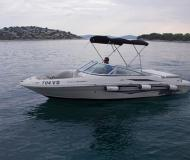 Motor boat Sea Ray 205 Sport available for charter in Tribunj Harbour
