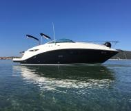 Motor boat Sea Ray 260 Sundancer available for charter in Marina Punat