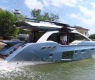 Yacht Sessa 21 Fly Yachtcharter in Rogoznica