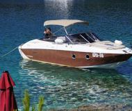 Yacht Sessa S26 Yachtcharter in ACI Marina Trogir