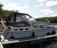 Houseboat Skiron 35 for hire in Marina Wesenberg