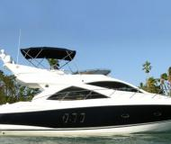 Motoryacht Sunseeker Manhattan 60 chartern in Miami