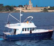 Yacht Swift Trawler 42 available for charter in Sibenik