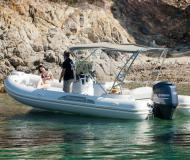 Motor yacht Tempest 600 for rent in Port Saint Cyprien