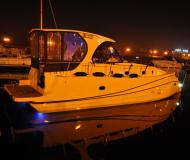 Motor yacht Tes 393 Illuminatus for rent in Wilkasy Marina