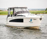 Motoryacht Titanium 818 chartern in Wilkasy