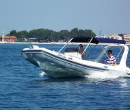 Motoryacht Topline 600 chartern in Marina Zadar