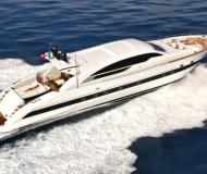 Motor yacht Velvet 30 for rent in Porto Cervo