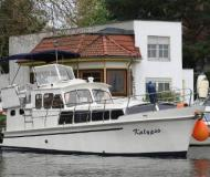 Yacht Wega available for charter in Berlin City