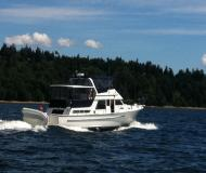 Motor yacht Westcoast Cb 4577 available for charter in Granville Island Boatyard