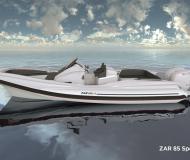 Motoryacht Zar 85 Yachtcharter in Biograd na Moru