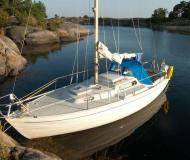 Sailing yacht Albin Viggen available for charter in Svinninge