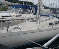 Segelboot Arabesque 30 Yachtcharter in Sabyvikens Marina
