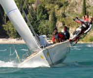 Sailing yacht Asso 99 for charter in Highwind Center Marina