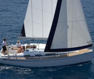 Sailing boat Bavaria 31 Cruiser for hire in Izola