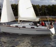 Bavaria 32 Cruiser Sailboat for rent Flensburg
