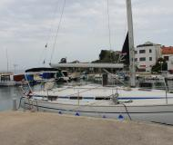 Sailing boat Bavaria 34 for rent in Marina Preko