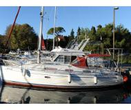 Sailing yacht Bavaria 34 Cruiser available for charter in Marina Zadar