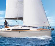 Yacht Bavaria 34 Cruiser for rent in Marina Lindholmen