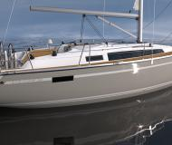 Sailing yacht Bavaria 34 Cruiser for rent in Lavagna