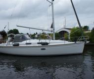 Bavaria 35 Cruiser Segelboot Charter Lemmer
