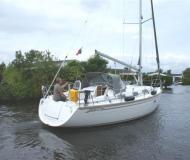Yacht Bavaria 35 Cruiser chartern in Lemmer