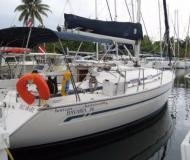 Yacht Bavaria 36 for charter in Marigot Bay Marina