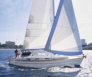 Segelyacht Bavaria 36 Yachtcharter in Marigot Bay Marina