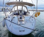 Yacht Bavaria 36 available for charter in Zakynthos Marina