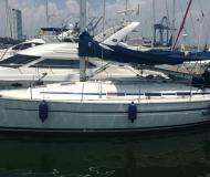 Sailing yacht Bavaria 36 for rent in Cartagena