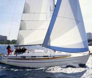 Sailing yacht Bavaria 36 Cruiser for rent in Betina