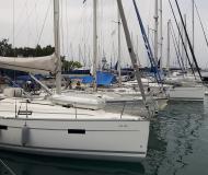 Yacht Bavaria 36 Cruiser Yachtcharter in Marina Lefkas