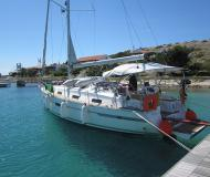 Sailing yacht Bavaria 36 Cruiser for rent in Marina Kornati