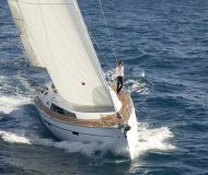 Sailing boat Bavaria 37 available for charter in Agia Effimia Harbour