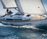 Yacht Bavaria 37 Cruiser available for charter in Marina Kremik