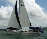 Yacht Bavaria 38 chartern in Tourlos